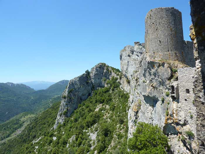 cathare castle