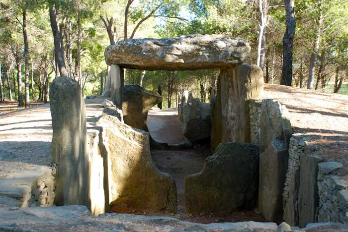 dolmens of minerve